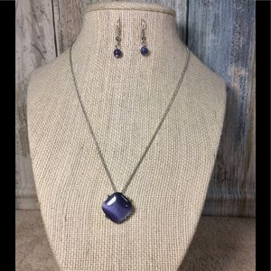 Paparazzi necklace in Purple